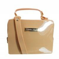 Imagem - Bolsa Feminina Petite Jolie Box Bag PVC Pj2526  - 056079