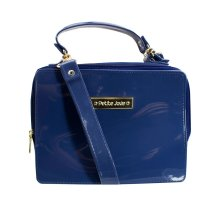 Imagem - Bolsa Feminina Petite Jolie Box Bag PVC Pj2526  - 056080