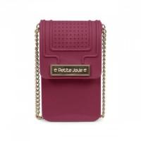 Imagem - Bolsa Phone Case Petite Jolie PVC Pj2237  - 053938