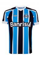 Imagem - Camisa Grêmio Oficial 2015 Umbro 618736  - 041711