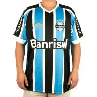 Imagem - Camisa Grêmio Oficial 2015 Umbro 600174 - 039801