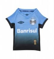 Imagem - Camisa Infantil Umbro Grêmio Of 3 2015 620219  - 044795