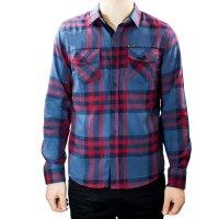 Imagem - Camisa Masculina Gangster Xadrez Flanela 15.27.0005  - 054952