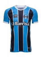 Imagem - Camisa Oficial Umbro Grêmio OF I 2017 Masculina 715747  - 054487