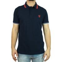 Imagem - Camisa Polo Masculina Coca-Cola 025.32.00848  - 051683