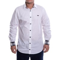 Imagem - Camisa Social Masculina Coca-Cola Manga Longa 031.32.00506 - 036664