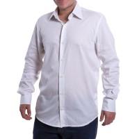 Imagem - Camisa Social Masculina Luiz Eugenio Slim Fio 50 20020 - 026741