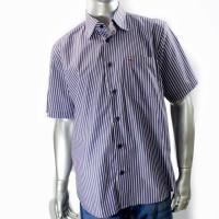 Imagem - Camisa Social Masculina W.Albann Fio 50 Manga Curta 10073  - 038410