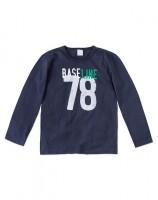 Imagem - Camiseta Infantil Hering Kids Manga Longa 5ch7au810  - 053984