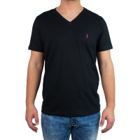 Imagem - Camiseta Masculina Gola V Coca-Cola 035.32.05130  - 051688