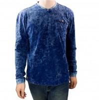 Imagem - Camiseta Masculina Gola V Dixie 11.35.0001  - 054817