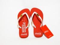 Imagem - Chinelo Coca-Cola Minha Felicidade É Personalizado Cc2021  - 037178