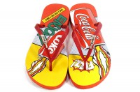 Imagem - Chinelo Coca-Cola Pop Art Girls Chine Cc0593  - 037189