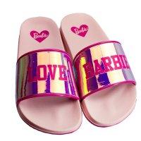 Imagem - Chinelo Slide Infantil Grendene Barbie 21689 - 055632