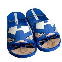 Imagem - Chinelo Slide Infantil Grendene Ipanema Avengers 26161  - 055637