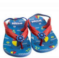Imagem - Chinelo Infantil Masculino Ortopé Aqua Flex PVC 2107124 - 055845