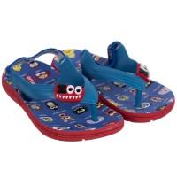 Imagem - Chinelo Infantil Masculino Ortopé Aqua Flex PVC 2107124 - 050254