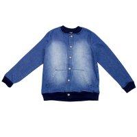 Imagem - Jaqueta Jeans Infantil Masculina Hering Kids C320lusej  - 055436
