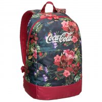 Imagem - Mochila Feminina Coca-Cola Bloom Pada Porta Notebook 7113804  - 055422