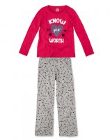 Imagem - Pijama Infantil Menina Hering Kids 56qqkbn10  - 055038