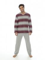 Imagem - Pijama Masculino Recco Malha Comfort 09079  - 048543