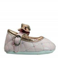 Imagem - Sapato Recém Nascido Ortopé Perolado 272258  - 056109