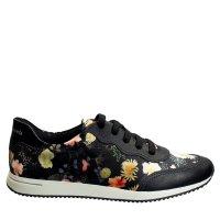 Imagem - Tênis Cravo e Canela Floral 97628-1  - 055711