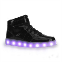 Imagem - Tênis De LED Infantil Bibi Clique-se Colors Verniz 979009  - 053306