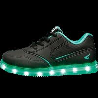 Imagem - Tênis de LED Infantil Masculino Ortopé 22110001 - 053226