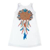 Imagem - Vestido Infantil Feminino Acostamento Fashion 68812019  - 046116