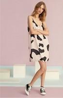 Imagem - Vestido Feminino Ellus Second Floor Skin Godê 19sn301  - 052454