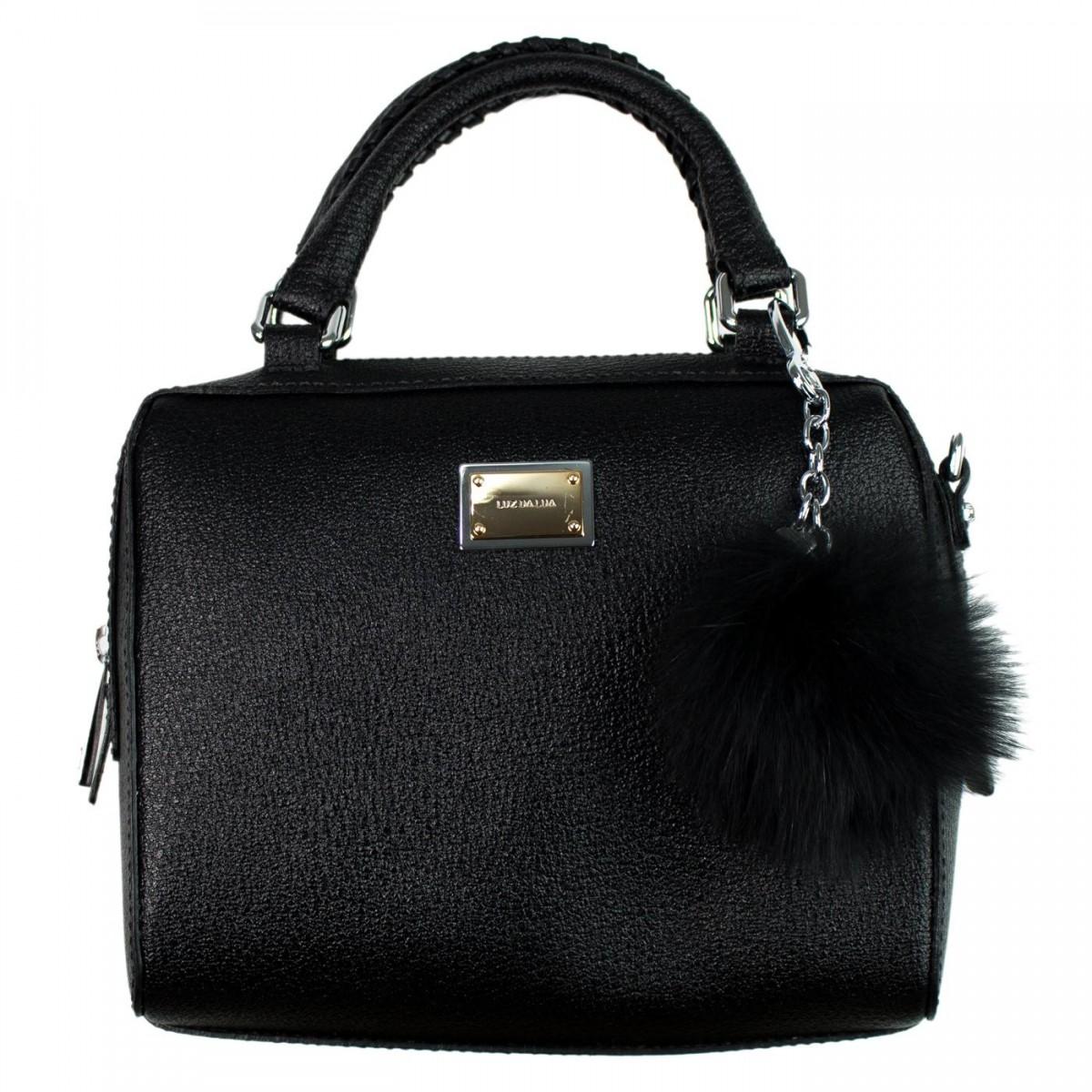 Bolsa De Couro Preta Luz Da Lua : Bizz store bolsa feminina luz da lua bacco couro preta