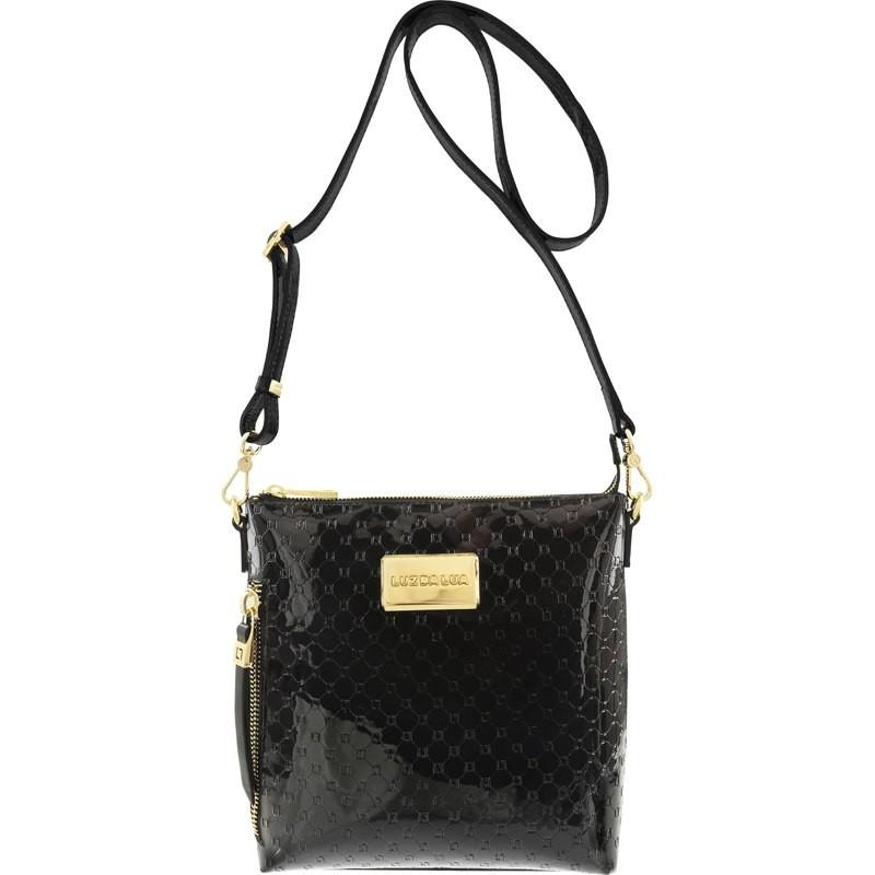 Bolsa Feminina Transversal Couro : Bizz store bolsa feminina luz da lua couro leg?timo