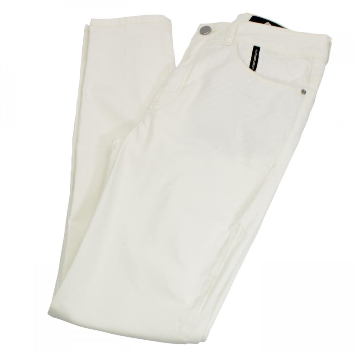 Calça Jeans Ellus Second Floor Soft Color Gisele 20sa437 Off White