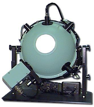 esfera integradora medir fluxo luminoso