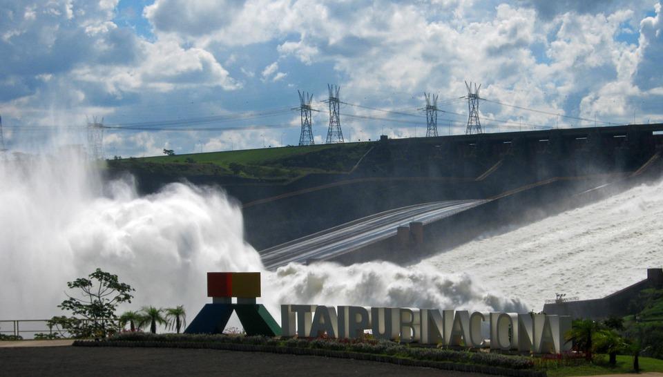 usina de itaipu fonte energia renovavel