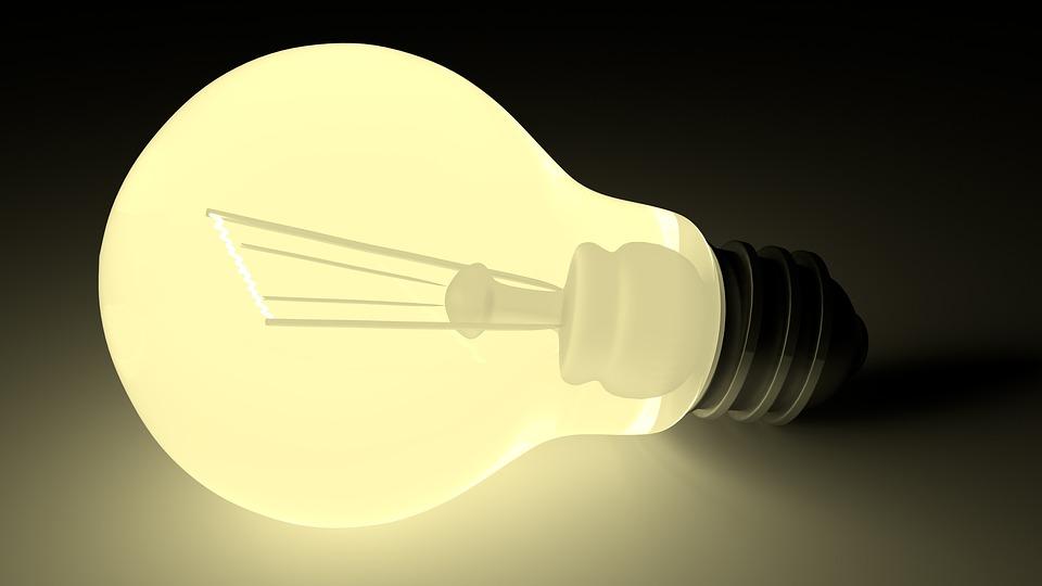 lampada incandescente