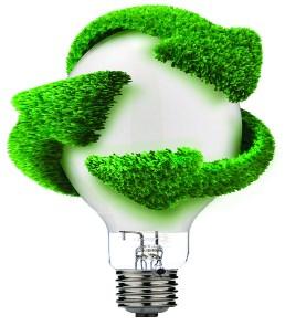 lampada led auxilia o meio ambiente