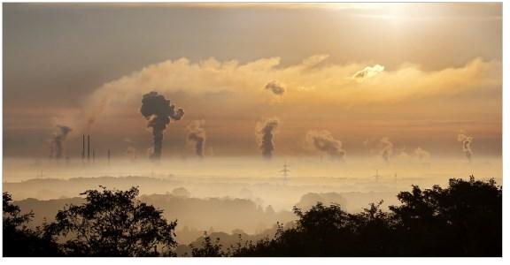 emissao gases poluentes