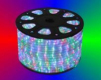 Mangueira de Led Rolo 100 Metros Colorida RGB