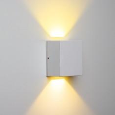 Imagem - ARANDELA DE 2 FACHOS ABERTOS LED 2x3W