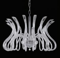 Imagem - LUSTRE DESIGN GLASS 100cm D