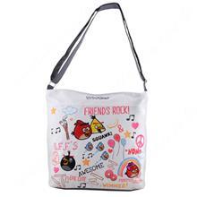 Imagem - Bolsa Angry Birds  - branca