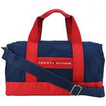 Imagem - Bolsa de Viagem Tommy Hilfiger  - azul/vermelho