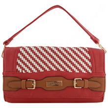 Imagem - Bolsa Tric� Bicolor - vermelha