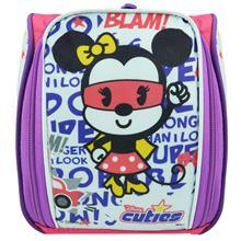 Imagem - Lancheira Minnie Cuties Style - branca/colorida