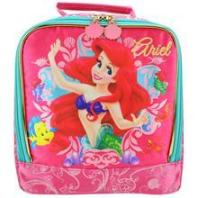Imagem - Lancheira Princesas Disney Ariel - rosa