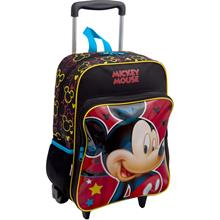 Imagem - Mochila de rodinhas Mickey 15M Plus - preta