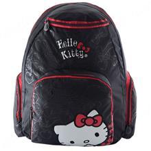 Imagem - Mochila Hello Kitty Old School - preta/vermelha