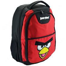 Imagem - Mochila para notebook Angry Birds  - preta/vermelha
